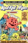 Adventures of Kool Aid Man (1983 Marvel)