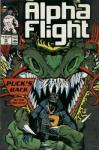 Alpha Flight (1983 1st series)