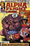 Alpha Flight (1997 2nd series)