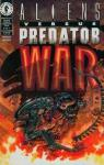 Aliens vs Predator War (1995 mini series)