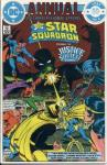 All-Star Squadron Annual (1981 - 1987)