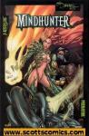 Aliens vs Predator Witchblade Mindhunter  (2000 mini series)