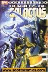 Annihilation Heralds of Galactus (2007 mini series)