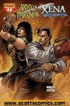 Army of Darkness Xena (2008 mini series)