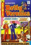 Archies Girls Betty and Veronica (1950-1987)