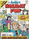 Archies Holiday Fun Digest Magazine (1997-2007)