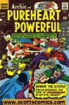 Archie as Pureheart the Powerful (1966 - 1967)