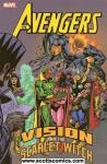 Avengers Vison and Scarlet Witch TPB