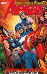 Avengers Above and Beyond TPB
