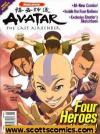 Avatar Magazine The Last Airbender (2007 one shot)