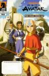 Avatar The Last Airbender Star Wars Clone Wars FCBD (2011 one shot)