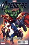 Avengers The Avengers Initiative (2012 one shot)