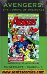 Avengers The Coming of the Beast Hardcover