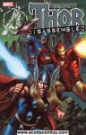 Avengers Disassembled Thor TPB
