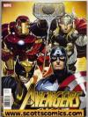 Avengers Poster Book (2011 one shot)
