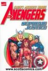 Avengers Supreme Justice TPB