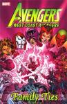 Avengers West Coast Avengers Family Ties TPB