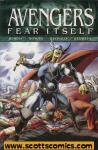 Avengers Fear Itself Hardcover