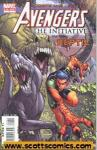 Avengers The Initiative Featuring Reptil (2009 one shot)