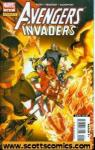 Avengers Invaders (2008 mini series)