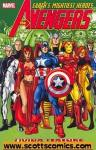 Avengers Living Legends TPB