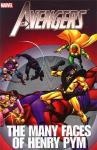 Avengers Many Faces of Henry Pym TPB