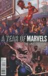 A Year of Marvels The Unstoppable (2016 one shot)