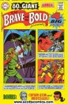 Brave And The Bold Annual 1969 (2001 one shot)
