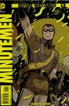 Before Watchmen Minutemen (2012 mini series)