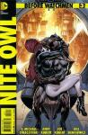 Before Watchmen Nite Owl (2012 mini series)