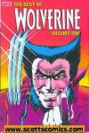 Best of Wolverine Hardcover