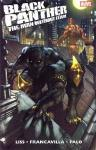 Black Panther Man Without Fear Urban Jungle TPB