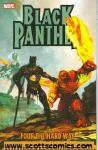 Black Panther Four The Hard Way TPB