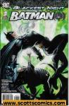 Blackest Night Batman (2009 mini series)