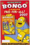 Bongo Comics Free For All 2007 FCBD Edition  (2007 one shot)