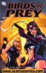 Birds of Prey The Battle Within TPB