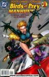 Birds of Prey Manhunt (1996 mini series)