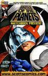 Battle of the Planets Sketchbook (Image)