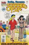 Betty and Veronica Summer Fun