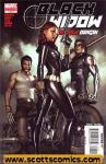 Black Widow Deadly Origin (2009 mini series)