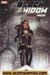Black Widow Deadly Origin Hardcover
