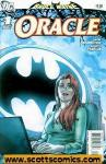 Bruce Wayne The Road Home Oracle (2010 one shot)