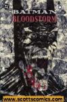 Batman Bloodstorm Hardcover