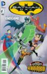 Batman Endgame Special Edition (2015 one shot)