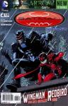 Batman Incorporated (2012 2nd series)