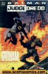 Batman Judge Dredd  Vendetta In Gotham (1993 one shot)