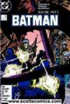 Batman (1940-2011 1st series)