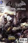 Batman Arkham Unhinged (2012 mini series)