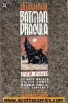 Batman and Dracula Red Rain TPB