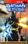 Batman and the Outsiders (2007 2nd series)